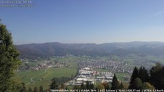 view from CAM-VZHOD-Žirk on 2018-10-12