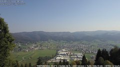 view from CAM-VZHOD-Žirk on 2018-10-13
