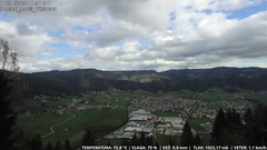 view from CAM-VZHOD-Žirk on 2018-11-12