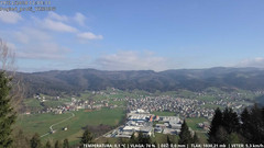 view from CAM-VZHOD-Žirk on 2018-11-29