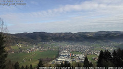 view from CAM-VZHOD-Žirk on 2018-12-07