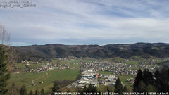 view from CAM-VZHOD-Žirk on 2018-12-11