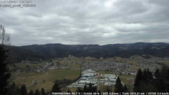 view from CAM-VZHOD-Žirk on 2019-03-10