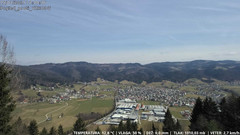 view from CAM-VZHOD-Žirk on 2019-03-15