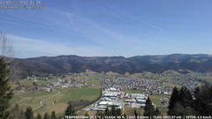 view from CAM-VZHOD-Žirk on 2019-03-21