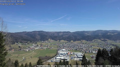 view from CAM-VZHOD-Žirk on 2019-03-22