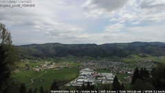 view from CAM-VZHOD-Žirk on 2019-05-08