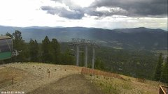 view from Angel Fire West View on 2018-07-16