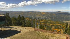 view from Angel Fire West View on 2018-10-06