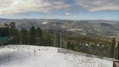 view from Angel Fire West View on 2018-10-16