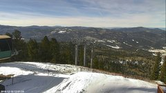 view from Angel Fire West View on 2018-12-10