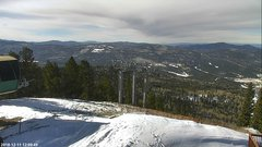 view from Angel Fire West View on 2018-12-11