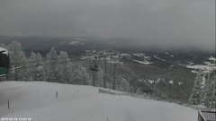 view from Angel Fire West View on 2019-03-14