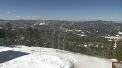 view from Angel Fire West View on 2019-03-17