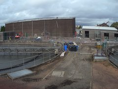 view from Dalmarnock 2 on 2018-09-10