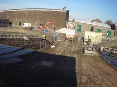 view from Dalmarnock 2 on 2019-02-15