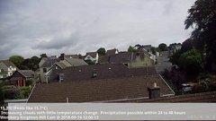 view from Wembury, Devon. Knighton Hill Cam on 2018-09-14