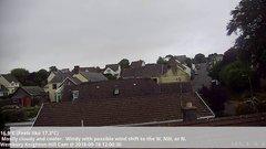 view from Wembury, Devon. Knighton Hill Cam on 2018-09-18