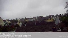 view from Wembury, Devon. Knighton Hill Cam on 2019-03-14