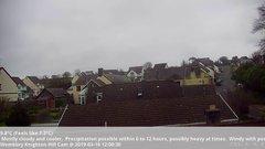 view from Wembury, Devon. Knighton Hill Cam on 2019-03-16