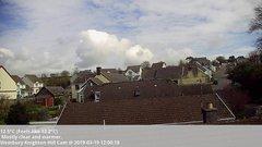 view from Wembury, Devon. Knighton Hill Cam on 2019-03-19