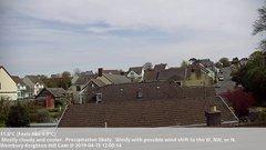 view from Wembury, Devon. Knighton Hill Cam on 2019-04-15
