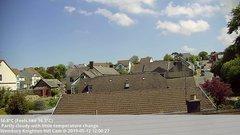 view from Wembury, Devon. Knighton Hill Cam on 2019-05-12