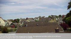view from Wembury, Devon. Knighton Hill Cam on 2019-05-15