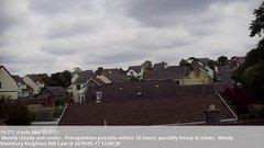 view from Wembury, Devon. Knighton Hill Cam on 2019-05-17