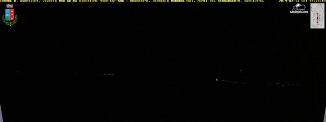 time-lapse frame, Asuni Est webcam