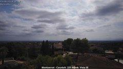 view from Montserrat - Casadalt (Valencia - Spain) on 2018-08-15