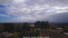 view from Montserrat - Casadalt (Valencia - Spain) on 2019-03-18