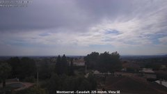 view from Montserrat - Casadalt (Valencia - Spain) on 2019-04-23