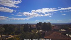 view from Montserrat - Casadalt (Valencia - Spain) on 2019-04-24