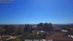 view from Montserrat - Casadalt (Valencia - Spain) on 2019-04-26