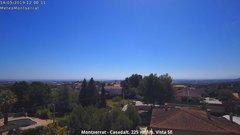 view from Montserrat - Casadalt (Valencia - Spain) on 2019-05-14