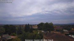 view from Montserrat - Casadalt (Valencia - Spain) on 2019-06-09