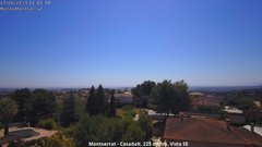 view from Montserrat - Casadalt (Valencia - Spain) on 2019-06-17