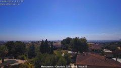 view from Montserrat - Casadalt (Valencia - Spain) on 2019-06-19