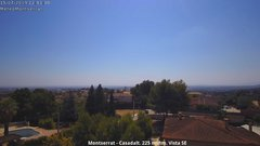 view from Montserrat - Casadalt (Valencia - Spain) on 2019-07-15