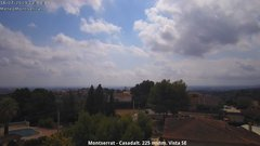 view from Montserrat - Casadalt (Valencia - Spain) on 2019-07-16