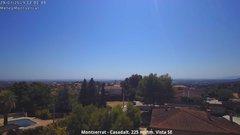 view from Montserrat - Casadalt (Valencia - Spain) on 2019-07-29