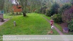 view from Wembury, Devon. Garden Cam on 2018-09-18