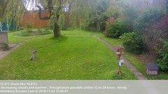 view from Wembury, Devon. Garden Cam on 2018-11-03