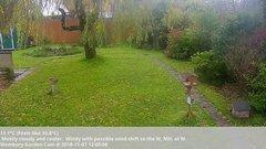 view from Wembury, Devon. Garden Cam on 2018-11-07