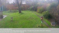 view from Wembury, Devon. Garden Cam on 2018-12-12