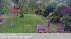 view from Wembury, Devon. Garden Cam on 2019-07-01