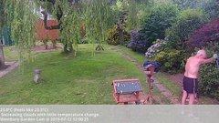 view from Wembury, Devon. Garden Cam on 2019-07-12