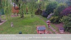 view from Wembury, Devon. Garden Cam on 2019-07-13