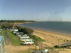 view from Cowes Yacht Club - West on 2019-06-11